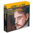 Comp.symphonies: Maazel / Vpo (+blu-ray Audio)(Ltd) / Sibelius (1865-1957)