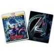 Avengers: Age of Ultron MovieNEX +3D Steelbook