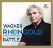 Das Rheingold : Rattle / Bavarian Radio Symphony Orchestra, Volle, Konieczny, Kulman, Dasch, etc (2015 Stereo)(2CD)