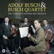 Adolf Busch & Busch Quartet : The Complete Warner Recordings (16CD)