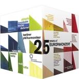 Berlin Philharmonic Europe Concert 1991-2015 (25DVD)