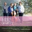 Kamus Quartet : Sibelius String Quartet, Kaipainen Quartet No.7, Tiensuu Rack (Hybrid)