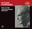 Complete Symphonies : Kletzki / Czech Philharmonic (4SACD)(Single Layer)