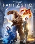 Fantastic Four Blu-ray +DVD