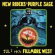 Jul 2 1971, Fillmore West