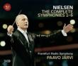 Complete Symphonies : Paavo Jarvi / Frankfurt Radio Symphony Orchestra (3CD)