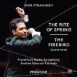 Le Sacre du Printemps, Firebird Suite : Orozco-Estrada / Frankfurt Radio Symphony Orchestra (Hybrid)