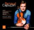 Lalo Symphonie Espagnole, Bruch Violin Concerto No.1, Sarasate Zigeunerweisen : R.Capucon(Vn)P.Jarvi / Paris Orchestra