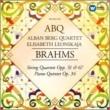 Sring Quartets Nos.1, 2, 3, Piano Quintet : Alban Berg Quartet, Leonskaja(P)(1987, 1991, 1992)(2CD)