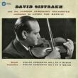 Violin Concertos Nos.1, 2, Sonata No.2 : Oistrakh(Vn)Matacic / LSO, Galliera / Philharmonia, etc (Hybrid)