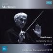 Symphony No.9, Egmont(Highlights): Martinon / French National Radio Orchestra (1970 Stereo)(2CD)