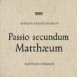 Matthaus-Passion : Karl Richter / Muncih Bach Orchestra & Choir (1958)(3SACD Single Layer)