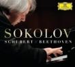 Grigory Sokolov : Live from Warsaw & Salzburg -Schubert, Beethoven, etc (2CD)