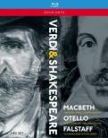 Shakespeare Operas -Machbeth : Pappno / Otello : Ros-Marba / Falstaff : V.Jurowski / (3BD)