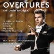 Overtures : Hrusa / Prague Philharmonia (Hybrid)