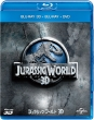 Jurassic World 3D Blu-ray +DVD