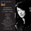 Argerich in New York -Prokofiev, Liszt, Chopin, Schumann (1966)