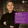 Piano Concerto No.1, Lieder : Kovacevich(P)Sawallisch / London Philharmonic, Murray(A)Nobuko Imai(Va)