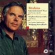 Piano Concerto No.2, Lieder : Kovacevich(P)Sawallisch / London Philharmonic, Murray(A)