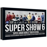 SUPER JUNIOR World Tour in SEOUL: SUPER SHOW 6 (2DVD+�t�H�g�u�b�N)