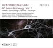 Experimentalstudio -40 Years Anthology Vol.1 -C.Halffter, Ferneyhough, etc (Hybrid)