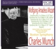 Symphonies Nos.31, 35, 36, 39, 40, 41, Requiem : Munch / Boston Symphony Orchestra (1954-1962)(3CD)