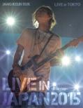 JANG KEUN SUK LIVE IN JAPAN 2015 Blu-ray