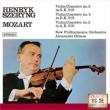 Violin Concertos Nos.3, 4, 5 : Szeryng(Vn)Gibson / New Philharmonia