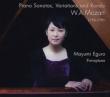 Piano Sonatas Nos.1, 11, 17, etc : Mayumi Eguro(Fp)