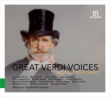 Great Verdi Voices : L.Price, Varady, Jurinac, Carreras, Gedda, Cappuccilli, Bruson, etc