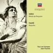 Verdi Requiem : Kempen / St Cecilia Acadmic Orchestra, Faure Requiem : Fournet / Concerts Lamoureux Orchestra (2CD)