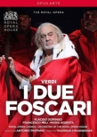 I Due Foscari : Strassberger, Pappano / Royal Opera House, Domingo, Meli, Agresta, etc (2015 Stereo)