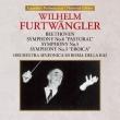 Sym, 3, 5, 6, : Furtwangler / Rome Rai So (1952)