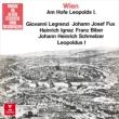 Harnoncourt / Concentus Musicus Wien : Wien am Hofe Leopolds I