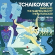 Swan Lake, Sleeping Beauty, Nutcracker : Previn / London Symphony Orchestra (7CD)