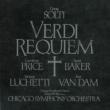 Requiem: Solti / Cso & Cho L.price J.baker Luchetti Van Dam
