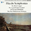 Symphonies Nos.88, 104 : Klemperer / New Philharmonia (Hybrid)