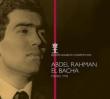 Abdel Rahman El Bacha : Queen Elisabeth Competition 1978 -Prokofiev Piano Concerto No.2, etc