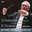 R.Strauss Also Sprach Zarathustra, Schumann Symphony No.4, J.Strauss II Kaiser-Walzer : Pommer / Sapporo Symphony Orchestra