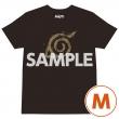 Tシャツ(ブラック)m / ライブ・スペクタクル Naruto-ナルト-