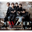 Sexy Zone 5th Anniversary Best �y��������B�z(+DVD)