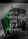 2016 WINNER EXIT TOUR IN JAPAN 【初回生産限定盤】(3DVD+2CD+PHOTOBOOK)