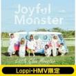 Joyful Monster 【初回生産限定盤】(CD+DVD)《Loppi・HMV限定セット : Little Glee Monsterラバーキーホルダー付き》