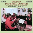 String Quartets Nos.1, 2 : Smetana Quartet (1976)(UHQCD)