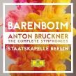 Complete Symphonies : Daniel Barenboim / Staatskapelle Berlin (2010, 2012)(9CD)