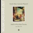 Musik im Wien Maria Theresia : Nikolaus Harnoncourt / Concentus Musicus Wien