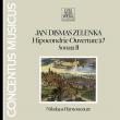 Hipocondrie, Sonata, etc : Nikolaus Harnoncourt / Concentus Musicus Wien