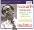 Symphonies Nos.7, 9, Das Lied von der Erde : Hans Rosbaud / SWR SO, Cologne RSO, Grace Hoffmann, Ernst Haefliger (1954-57)(3CD)