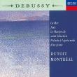La Mer, Jeux, Le Martyre de Saint Sebastien, etc : Charles Dutoit / Montreal Symphony Orchestra