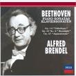 Piano Sonatas Nos.8, 14, 23 : Alfred Brendel (1993, 1994)